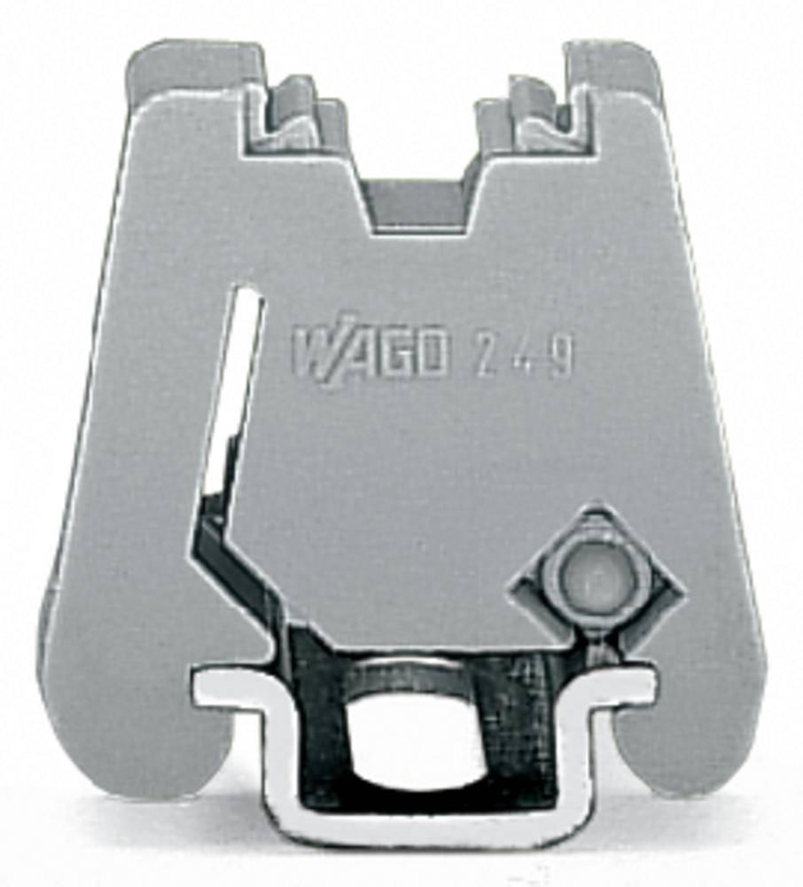 Bezšroubová koncová svorka, WAGO 249-101, 23.2 mm x 6 mm x 16 mm , 25 ks