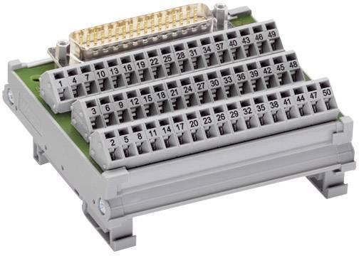Modul D-SUB konektora so svorkovnicou WAGO 289-540, 0.08 - 2.5 mm², 9-pól.