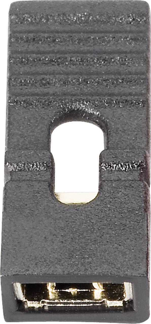 Můstkový Jumper Fischer El. CAB 9 G, 2,54 mm, černá
