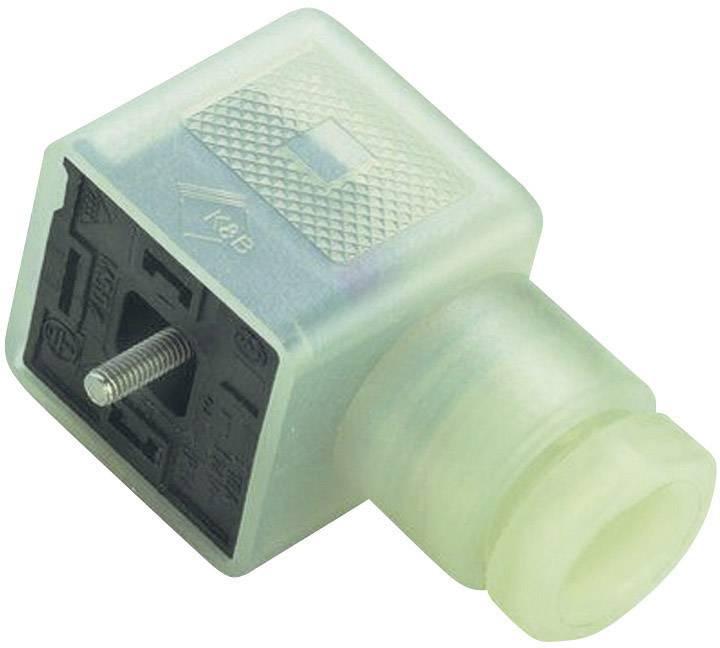 Magnetická ventilová propojka Binder 43-1714-136-03, transparentní