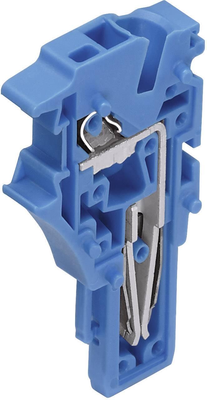1vodičový středový modul Wago 2022-174, AWG 22 - 12, 5,2 mm, modrá