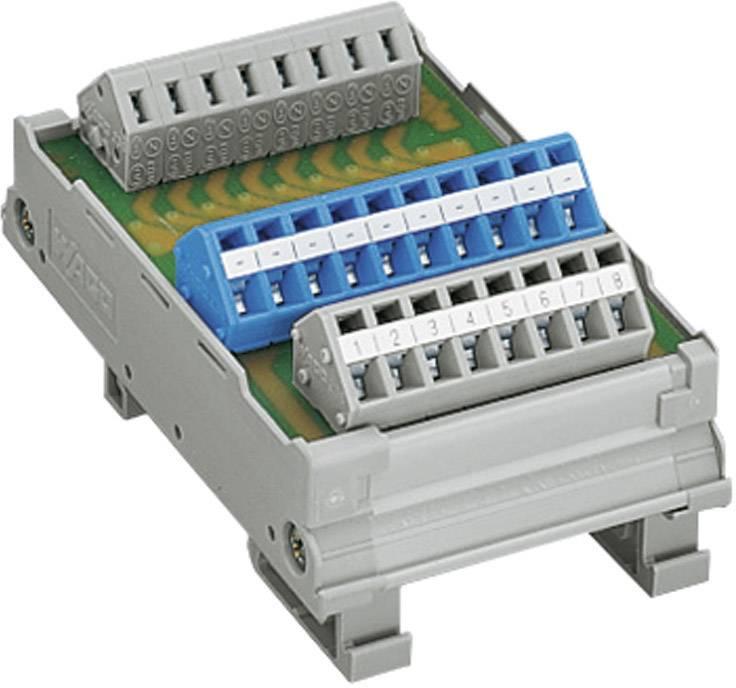 Propojovací moduly 0.08 - 2.5 mm² WAGO Množství: 1 ks