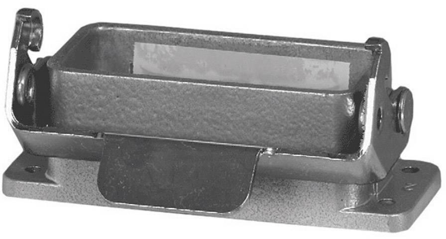 Pouzdro s plochým těsněním Amphenol C146 10F015 000 2, 1 ks