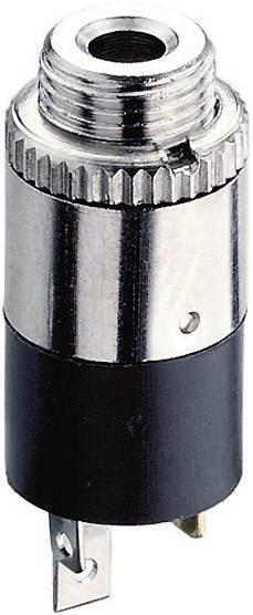 Jack zabudovateľná zásuvka 2,5 mm