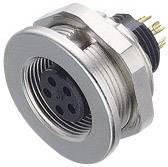 Binder 09-0416-00-05 IP67, CuZn, pólů + PE, 1 ks