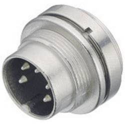 Kulatý konektor Binder 723 (09-0115-00-05), 5pól., 6 A, 0,75 mm², 4 - 6 mm, IP67