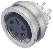 Binder 09-0124-00-06 IP67, pólů + PE, 1 ks