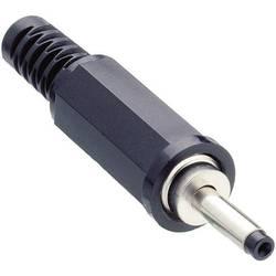 Napájecí konektor Lumberg 1636 01, zástrčka rovná, 2,35/2,35/0,7 mm