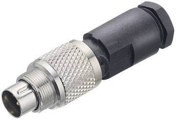 Binder 99-0409-00-04 IP67, pólů + PE, 1 ks