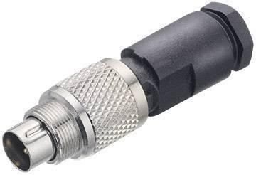 Subminiaturní kulatý konektor712-99-0409-00-04