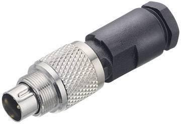 Subminiaturní kulatý konektor712-99-0421-00-07