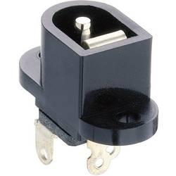 Napájecí konektor Lumberg NEB/J 25, rozpínač, zásuvka vest. vertikální, 11,3 x 6,5/6,5 mm