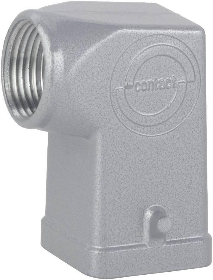 LappKabel EPIC® H-A 3 TS M20 (19427000), Část krytu patice - boční vývodka, plastová, M 20, IP65, šedá