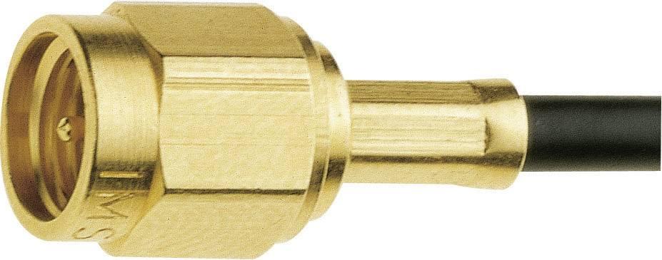 SMA konektor IMS 526.42.1410.021, 50 Ω, zástrčka, RG174