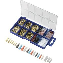 Krimpovací sada TRU COMPONENTS 739647 0.104 mm² - 2.50 mm², transparentní, černá, červená, modrá, 260 ks