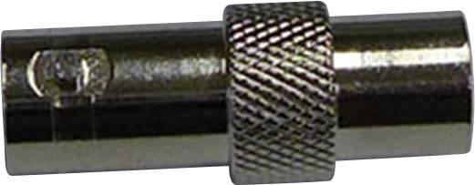 Adaptér BNC zásuvka ⇔ koaxiální zástrčka, 75 Ω
