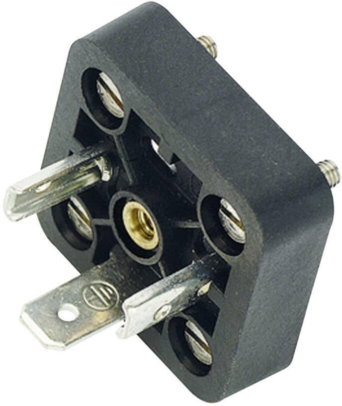 Magnetická ventilová propojka Binder 43-1713-000-03 (43-1000-03), černá
