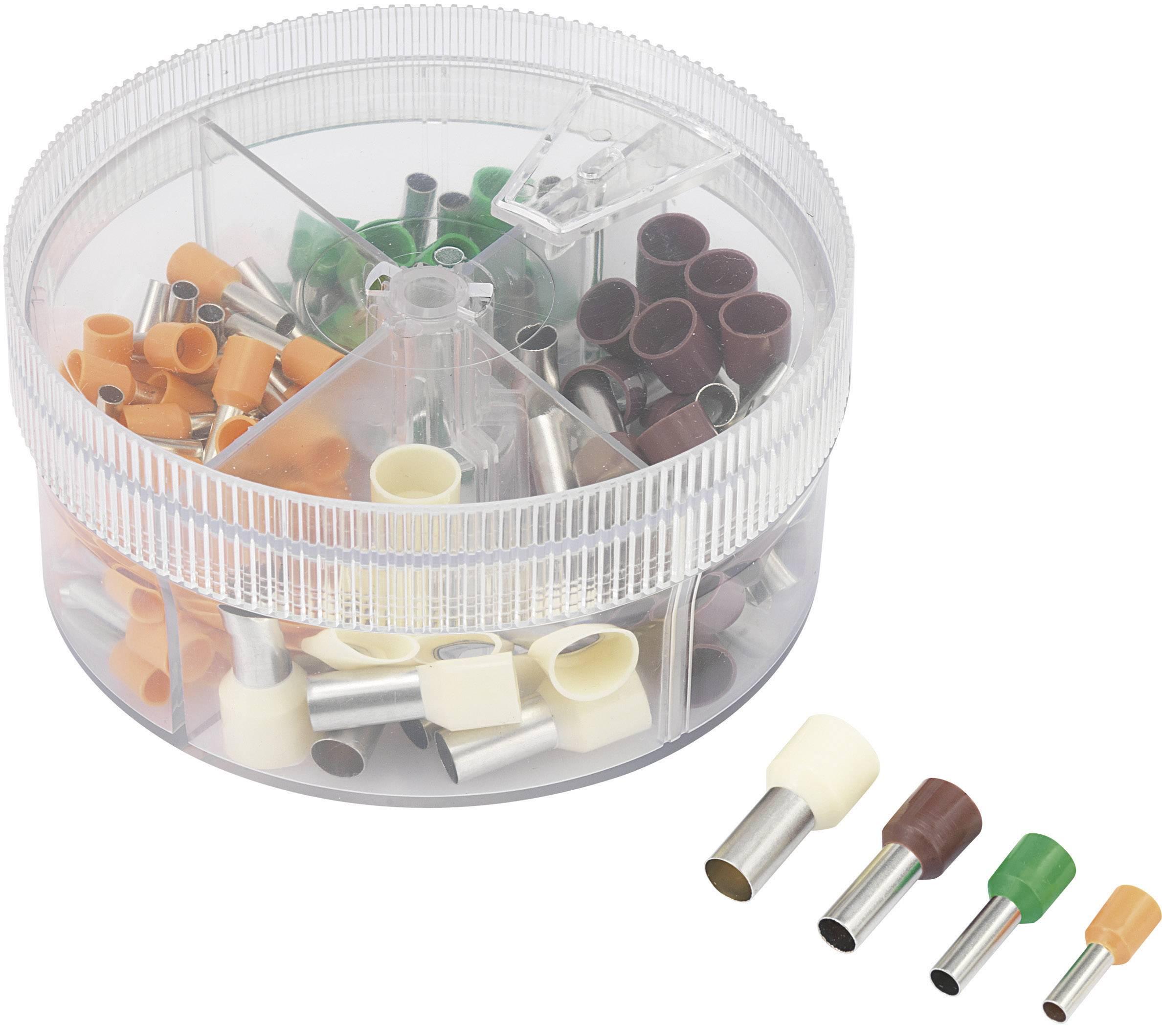 Dutinky E100FS (93014c616), 16 mm², 100 ks, více barev