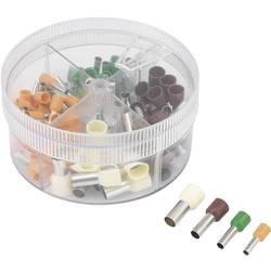 Sada dutinek 4 mm² 16 mm² oranžová/zelená/hnědá/modrá 93014c616 100 ks