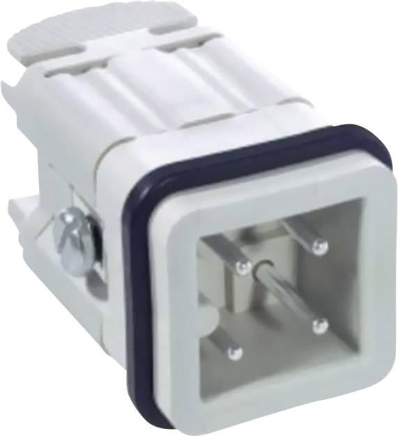 LappKabel EPIC® H-A 3 SS (10420001), Zásuvkový nástavec, IP65, šedá