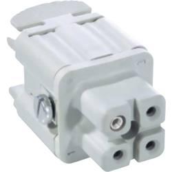 Konektorová vložka, zásuvka EPIC® H-A 3 10421001 LAPP počet kontaktů 3 + PE 1 ks