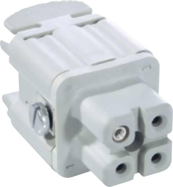 LappKabel EPIC® H-A 3 BS (10421001), Použití zdířky, IP65, šedá