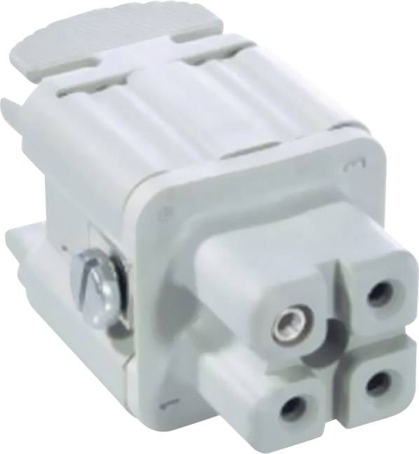 Sada konektorové zásuvky EPIC® H-A 3 10421001 LappKabel počet kontaktů 3 + PE 1 ks