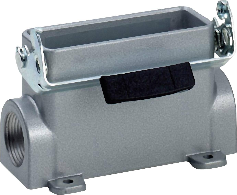 Soklové pouzdro, kov, 1 podélný třmen, 1 kabelový vstup série H-A 10 LAPP 19448100 1 ks