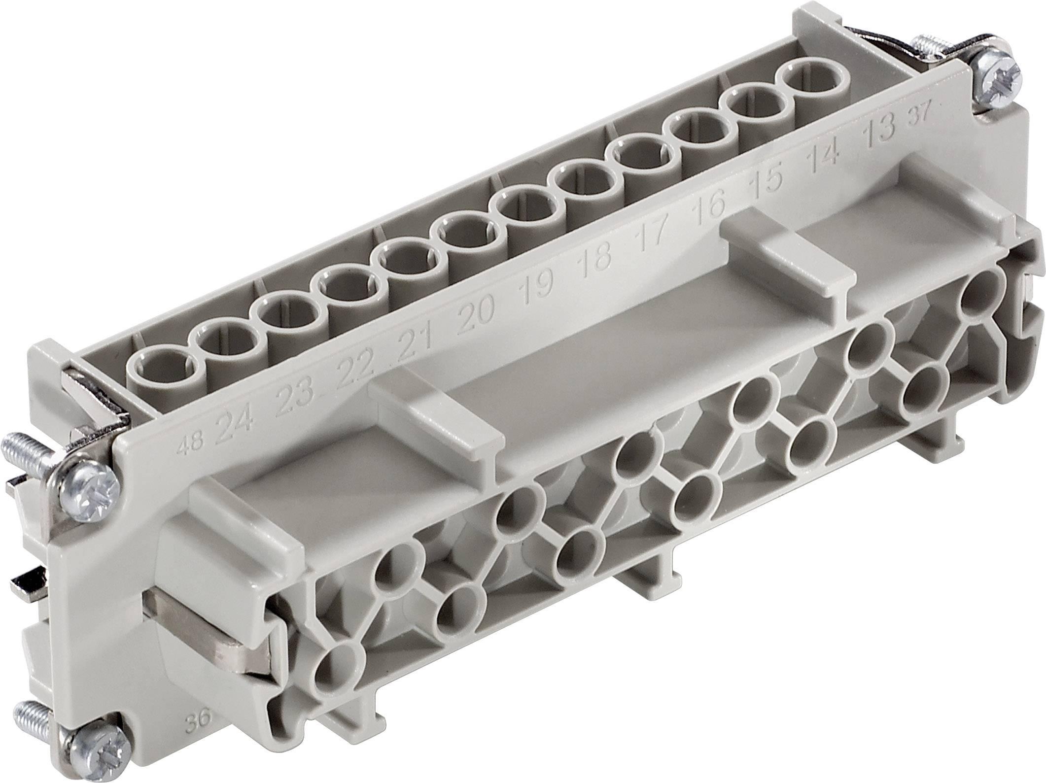 Krabicová svorka EPIC® H-BE 16 10195000 LappKabel počet kontaktů 16 + PE 1 ks