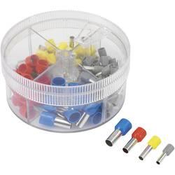 Sada dutinek 4 mm² 16 mm² šedá, žlutá, červená, modrá TRU COMPONENTS 739966 100 ks