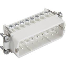 Vložka pinového konektoru EPIC® H-A 16 10530000 LAPP počet kontaktů 16 + PE 1 ks