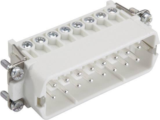 Vložka pinového konektoru EPIC® H-A 16 10530000 LappKabel počet kontaktů 16 + PE 1 ks