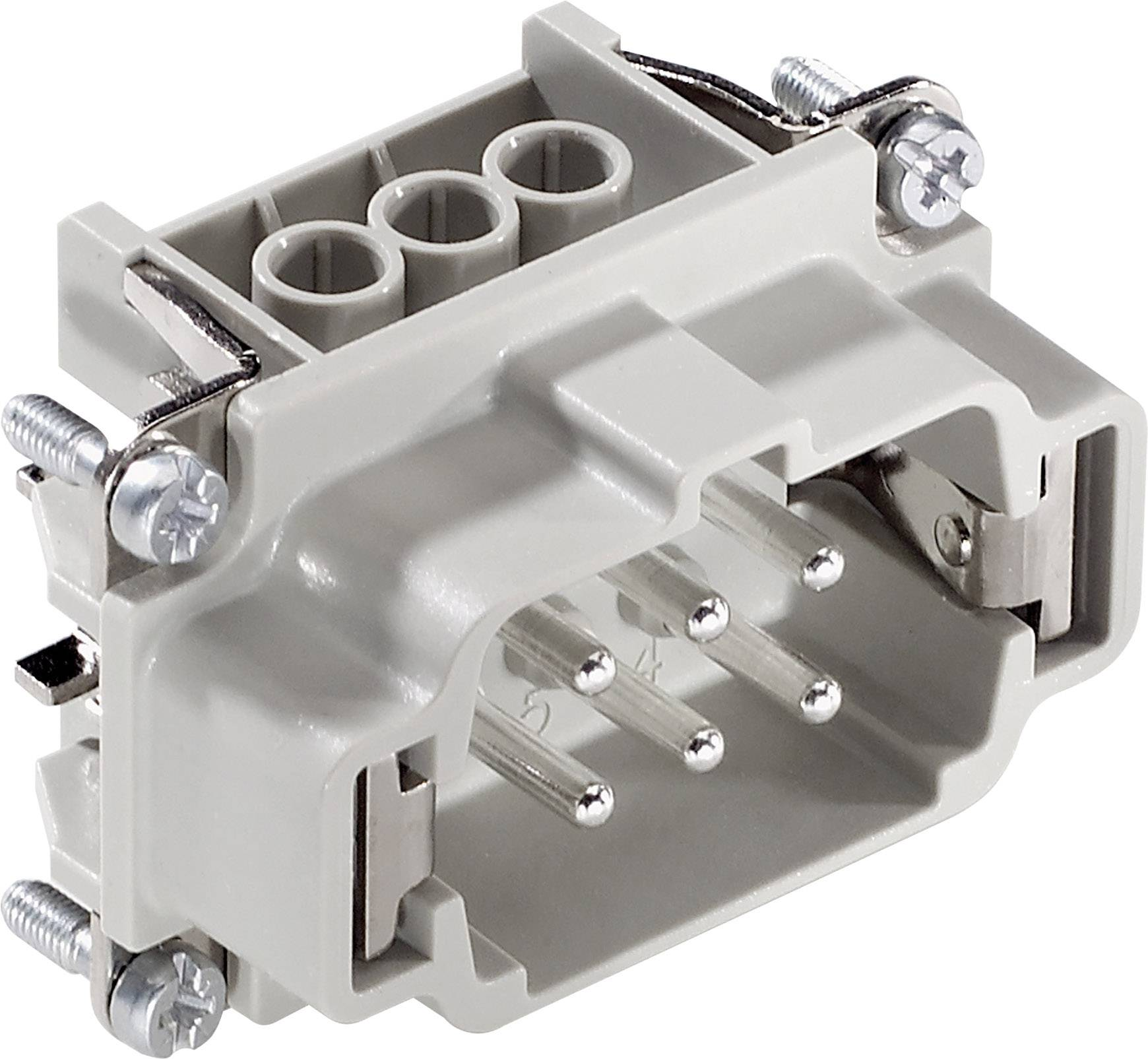 Vložka pinového konektoru EPIC® H-B 6 10190000 LappKabel počet kontaktů 6 + PE 1 ks