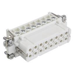 Konektorová vložka, zásuvka EPIC® H-A 16 10531000 LAPP počet kontaktů 16 + PE 1 ks