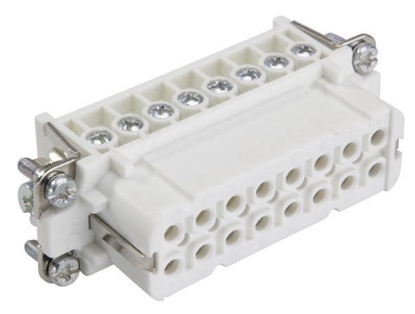Konektorová vložka, zásuvka EPIC® H-A 16 10533000 LappKabel počet kontaktů 16 + PE 5 ks