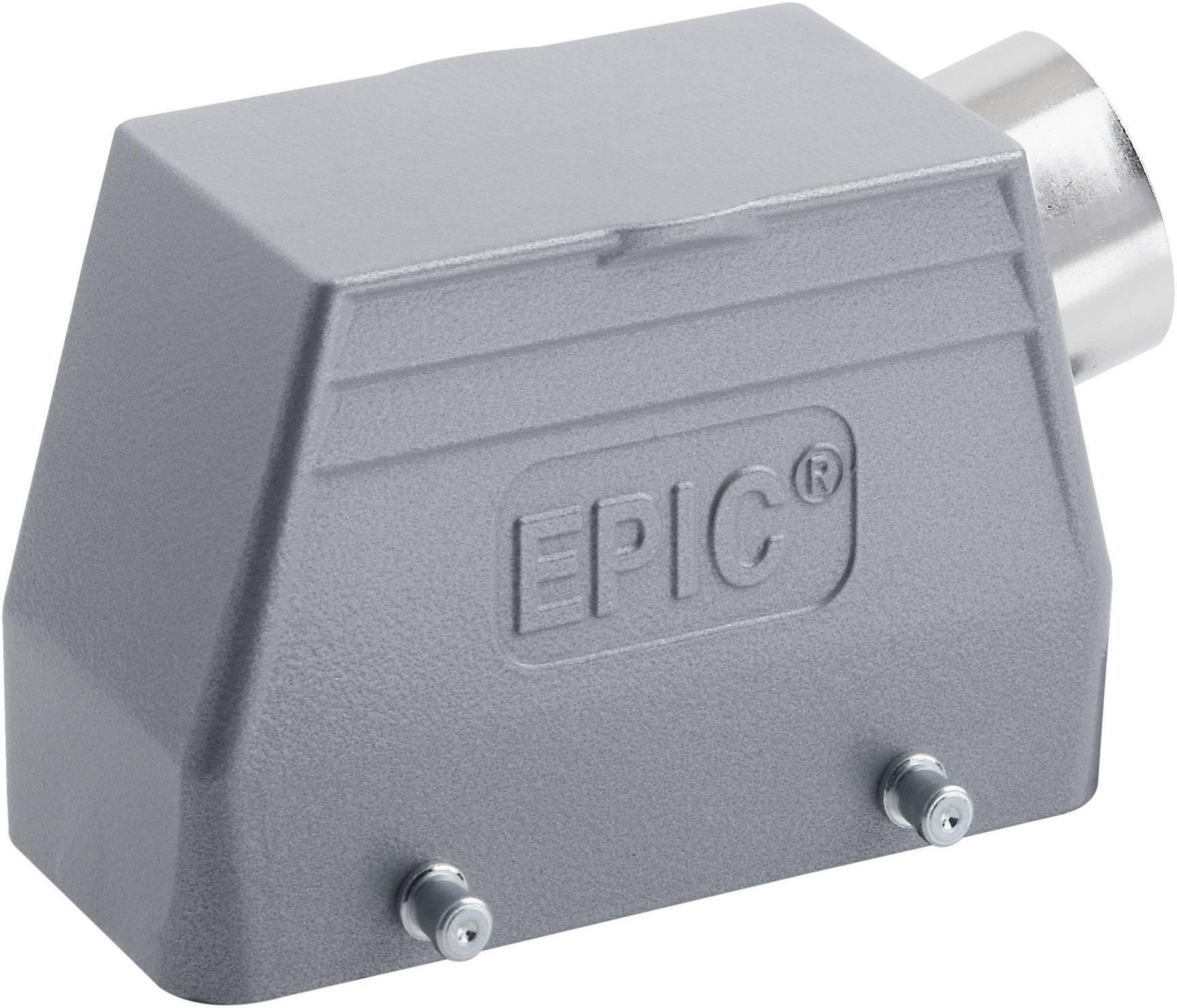 LappKabel EPIC® H-B 10 TS M20 (19042000), Část krytu patice - boční vývodka, M 20, IP65, šedá