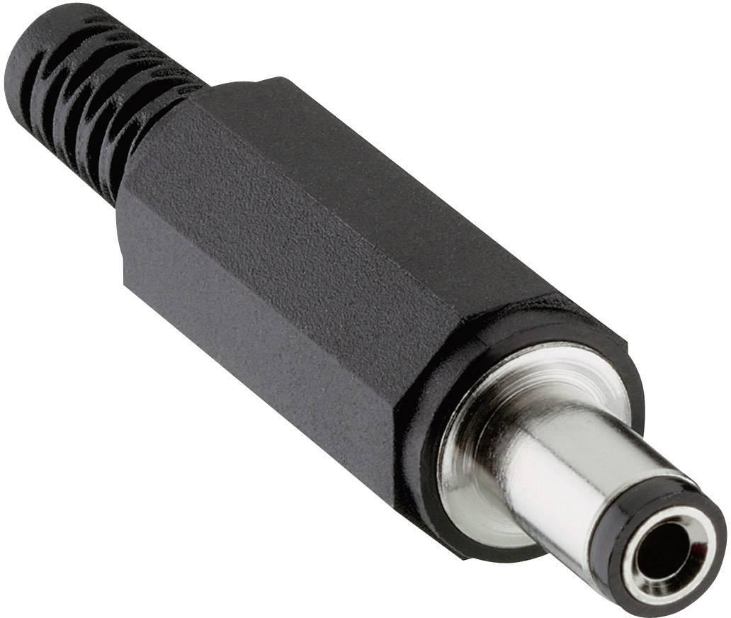 Napájecí konektor Lumberg 1634 02 (163402), 1634 02, zástrčka rovná, 5,5/5,5/2,5 mm