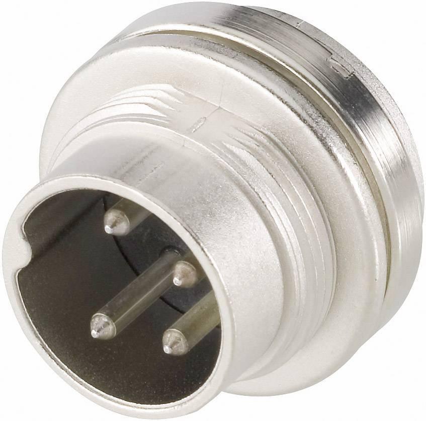 Přístrojová zástrčka 5 pólová, 250 V, 5 A