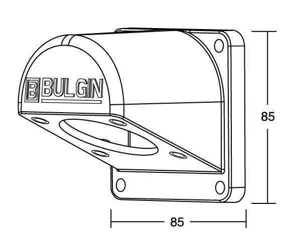 Bulgin PX0950 1 ks