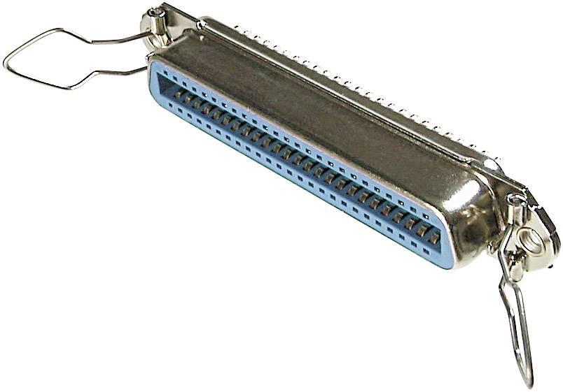 Konektor Centronics Vestavná zásuvka počet pólů=14 ASSMANN WSW A-57/14F-C, 1 ks
