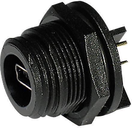 USB 2.0 zásuvka, vstavateľná Bulgin PX0447 PX0447, 1 ks