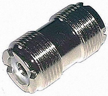 UHF adaptér UHF zásuvka - UHF zásuvka BKL Electronic 1 ks