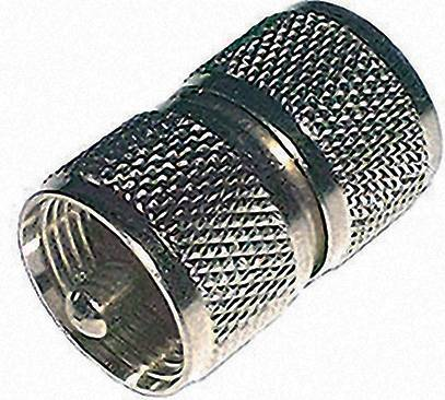 UHF adaptér UHF zástrčka - UHF zástrčka BKL Electronic 1 ks
