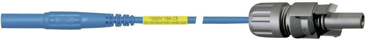 Adaptér MultiContact MC4 BU-4SI PV-AMLB4/150, modrý