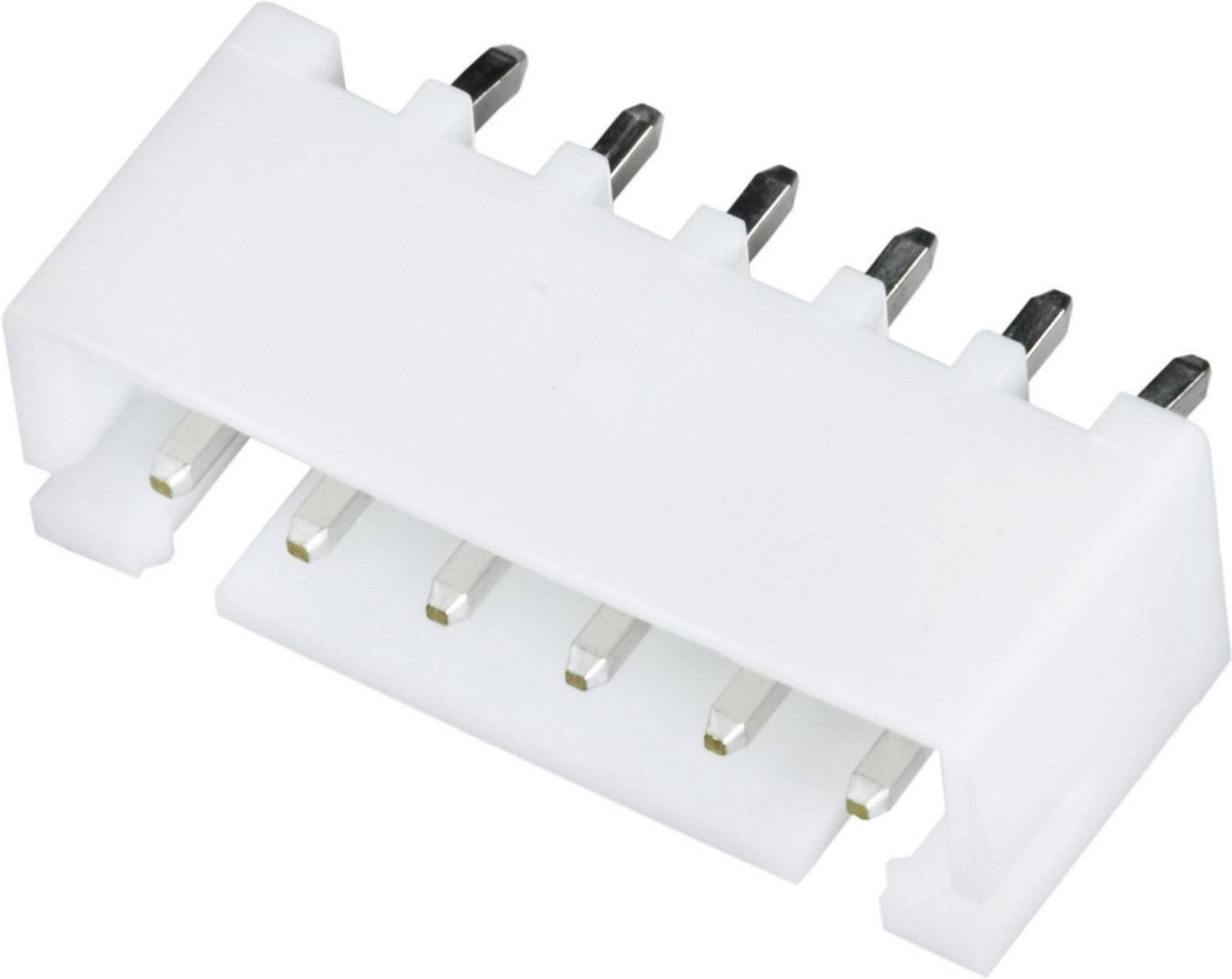 Pinová lišta (štandardná) JST B2B-XH-A (LF)(SN) 800359, 5.75 mm, pólů 2, rozteč 2.50 mm, 1 ks