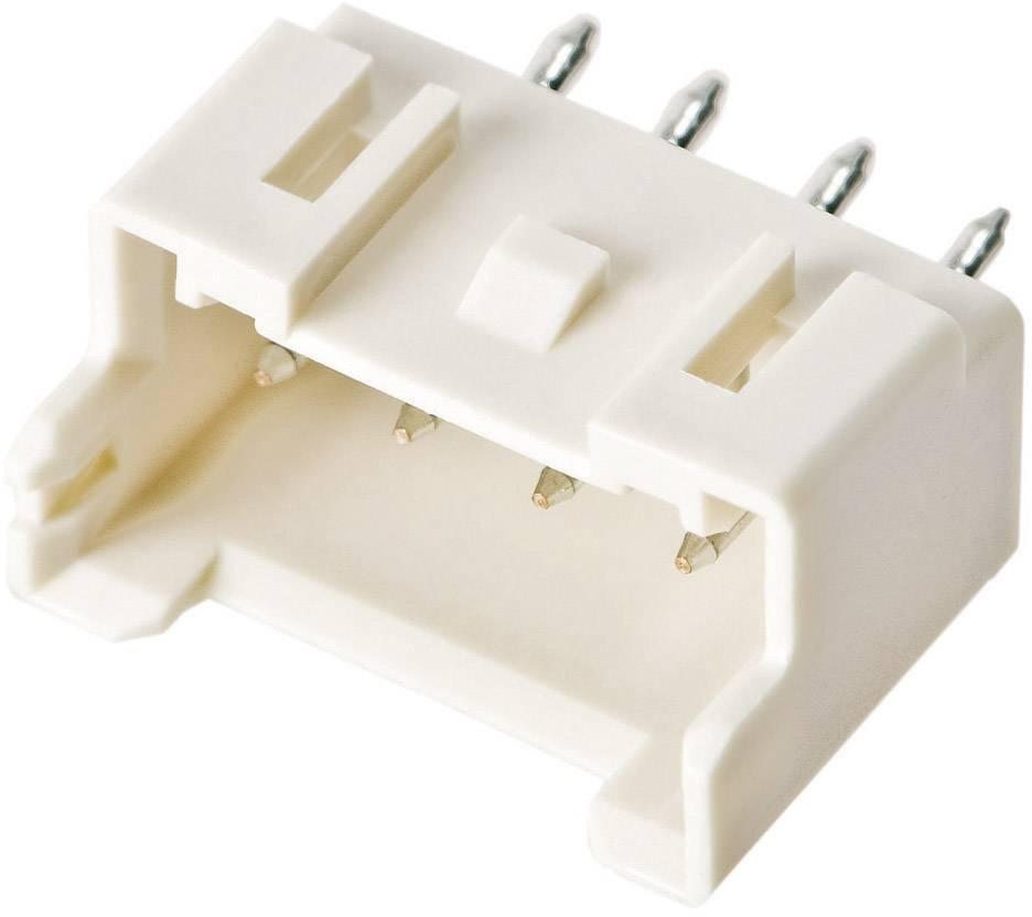 Pinová lišta (standardní) JST B08B-XASK-1 (LF)(SN), pólů 8, kontakty v řadě 8, šířka: 6.4 mm, rastr (rozteč) 2.50 mm, 1 ks