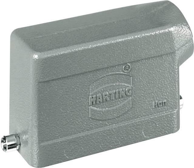 Pouzdro Harting Han® 16B-gs-R-21, 09 30 016 1540, 1 ks