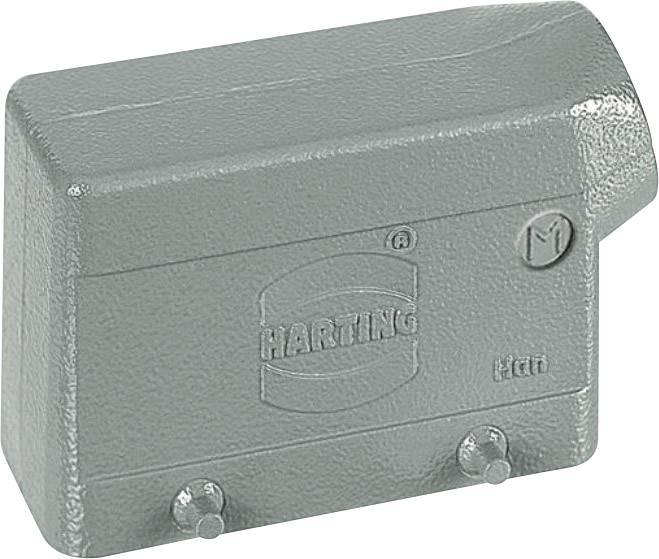 Pouzdro Harting Han® 16B-gs-21, 09 30 016 1520, 1 ks