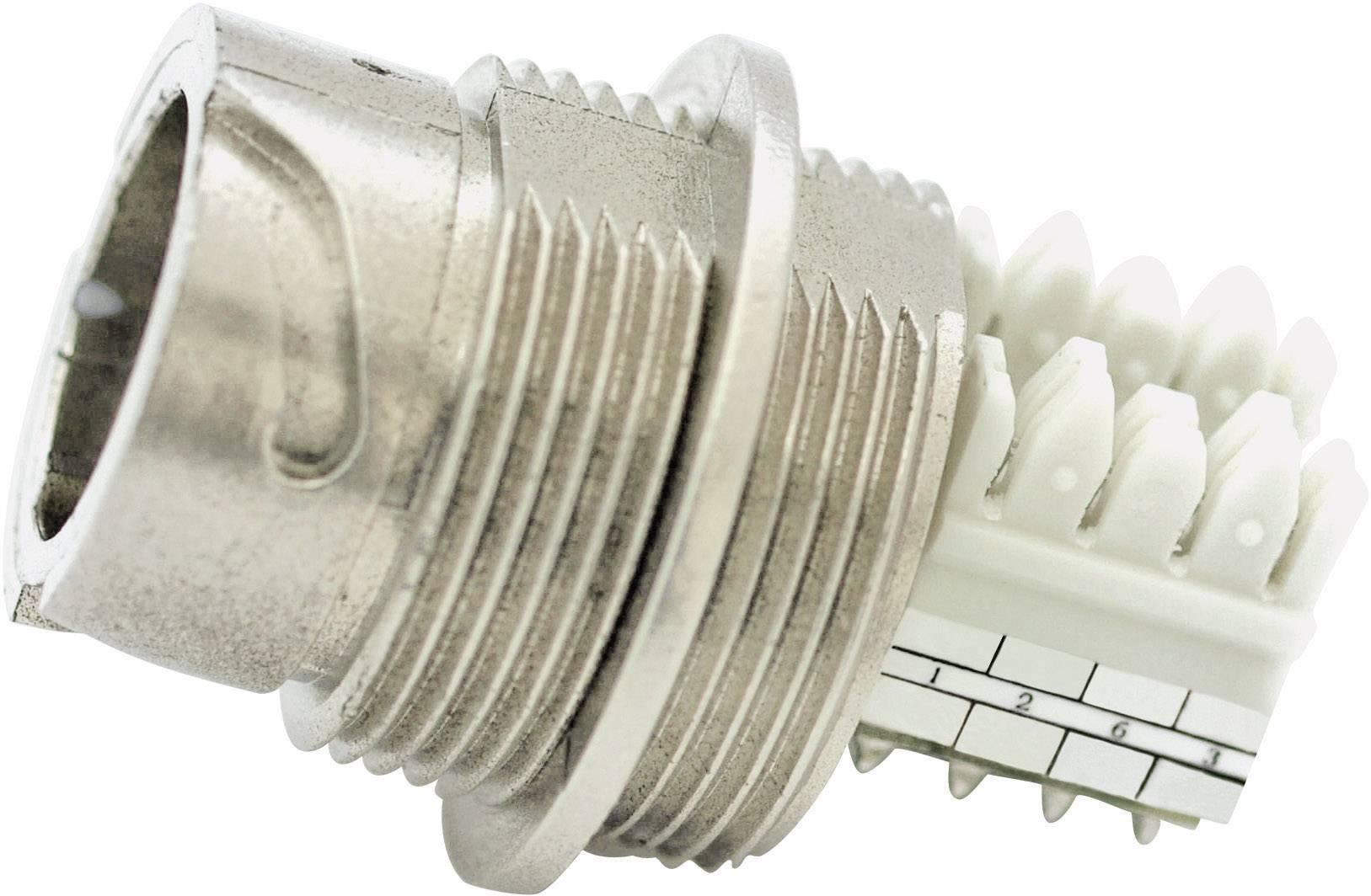 Dátový zástrčkový konektor pre senzory - aktory Conec 17-10022, 1 ks