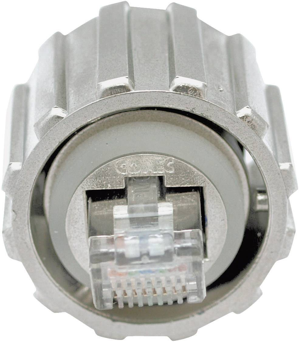 Dátový zástrčkový konektor pre senzory - aktory Conec 17-10044, 1 ks